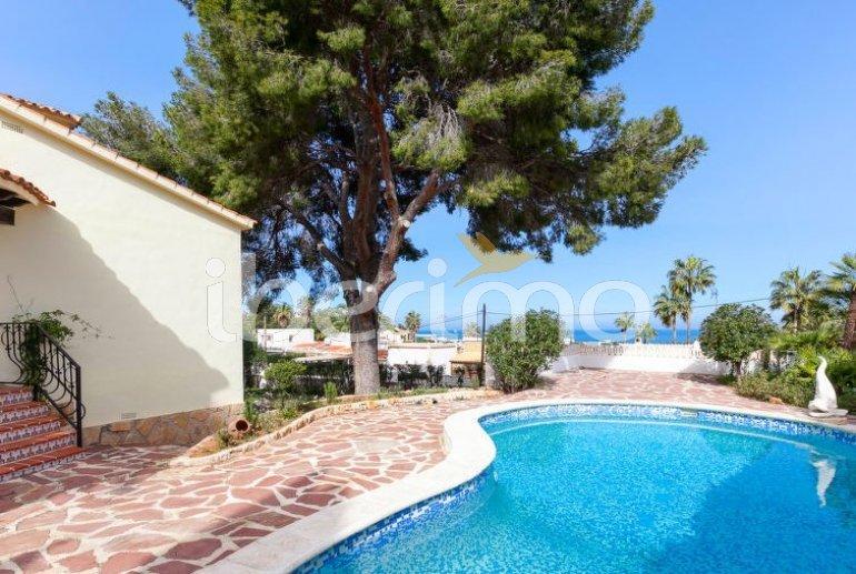 Villa   à Denia pour 4 personnes avec piscine privée p2
