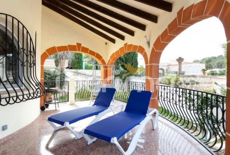 Villa   à Denia pour 4 personnes avec piscine privée p7