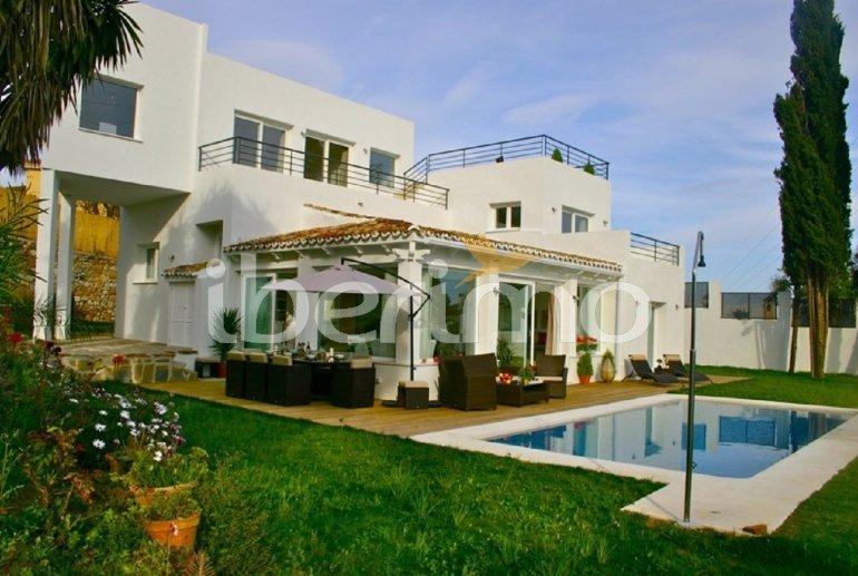 Villa   à Marbella pour 10 personnes avec belle vue mer p7