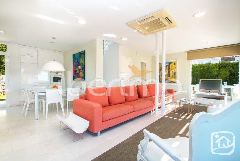 Villa moderne à Benissa pour 6 personnes avec piscine privée, internet et climatisation p10