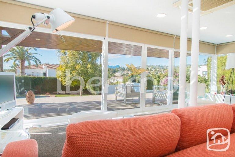 Villa moderne à Benissa pour 6 personnes avec piscine privée, internet et climatisation p11