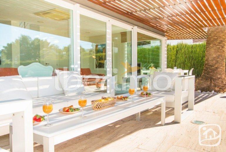Villa moderne à Benissa pour 6 personnes avec piscine privée, internet et climatisation p3
