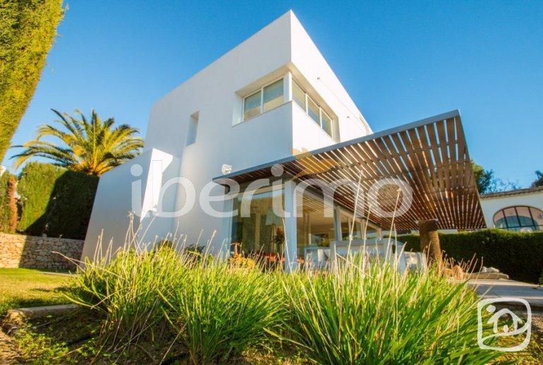 Villa moderne à Benissa pour 6 personnes avec piscine privée, internet et climatisation p4
