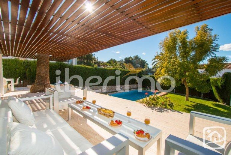 Villa moderne à Benissa pour 6 personnes avec piscine privée, internet et climatisation p5
