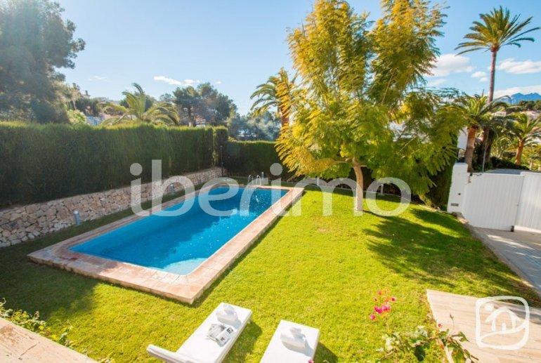 Villa moderne à Benissa pour 6 personnes avec piscine privée, internet et climatisation p6