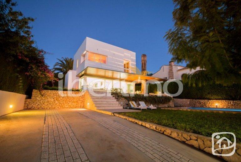 Villa moderne à Benissa pour 6 personnes avec piscine privée, internet et climatisation p7