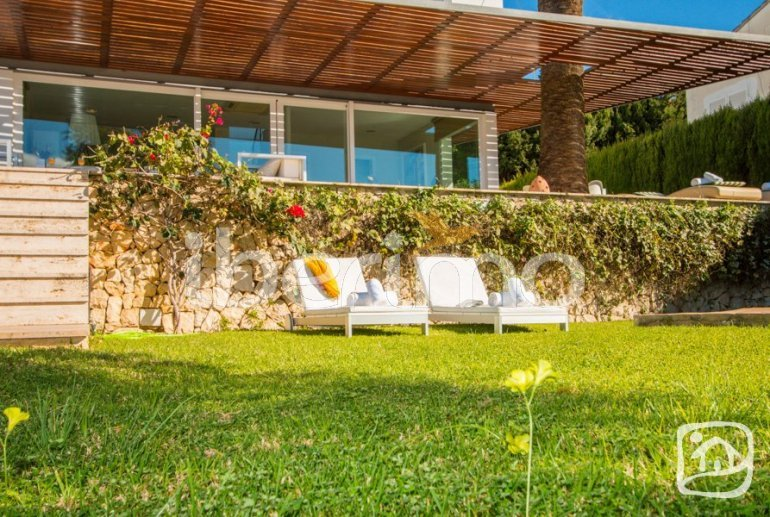 Villa moderne à Benissa pour 6 personnes avec piscine privée, internet et climatisation p9