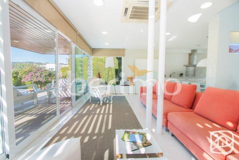 Villa moderne à Benissa pour 6 personnes avec piscine privée, internet et climatisation p13