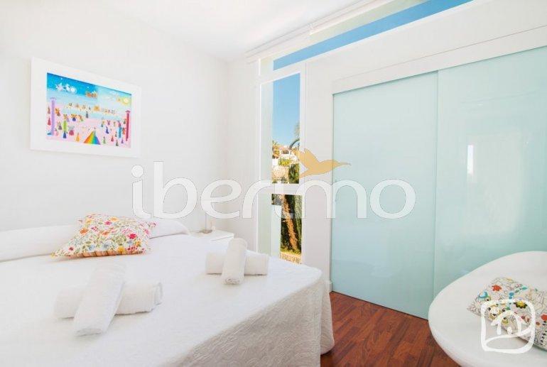 Villa moderne à Benissa pour 6 personnes avec piscine privée, internet et climatisation p17