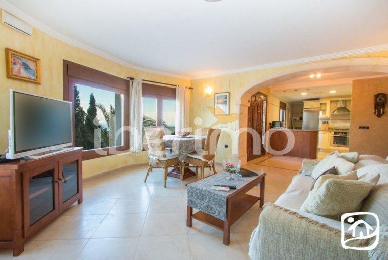 Villa   à Calpe pour 8 personnes avec piscine privée, climatisation et vue mer p12