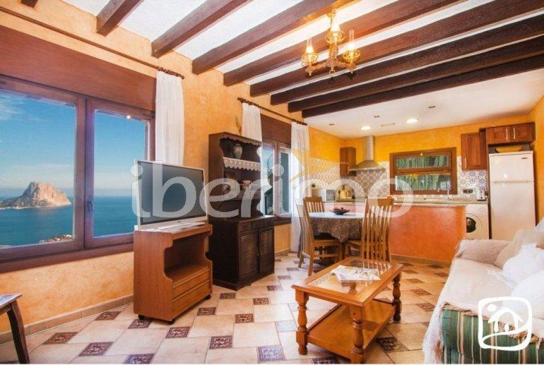 Villa   à Calpe pour 8 personnes avec piscine privée, climatisation et vue mer p13