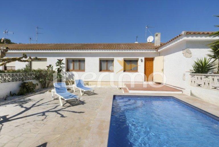 Villa   à Deltebre  -  Riumar pour 7 personnes avec lave-linge p0