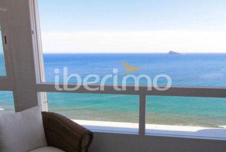 Appartement   à Benidorm pour 6 personnes avec belle vue mer p0