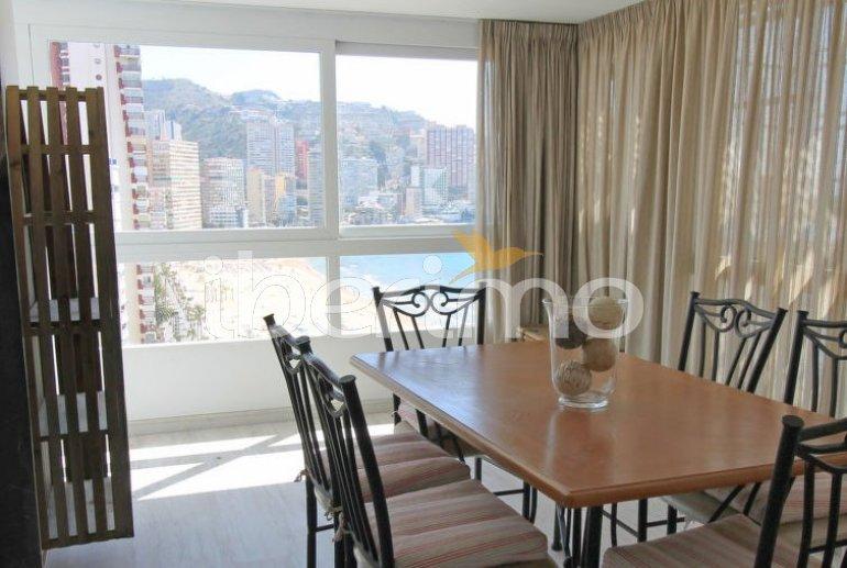 Appartement   à Benidorm pour 6 personnes avec belle vue mer p10
