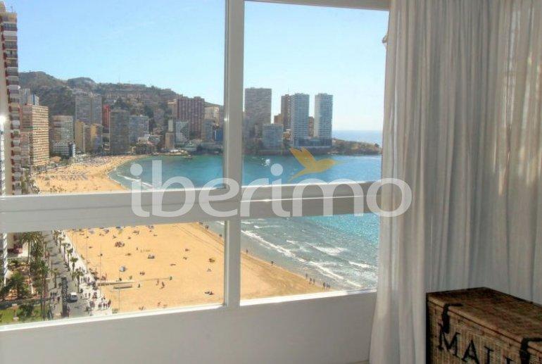 Appartement   à Benidorm pour 6 personnes avec belle vue mer p1