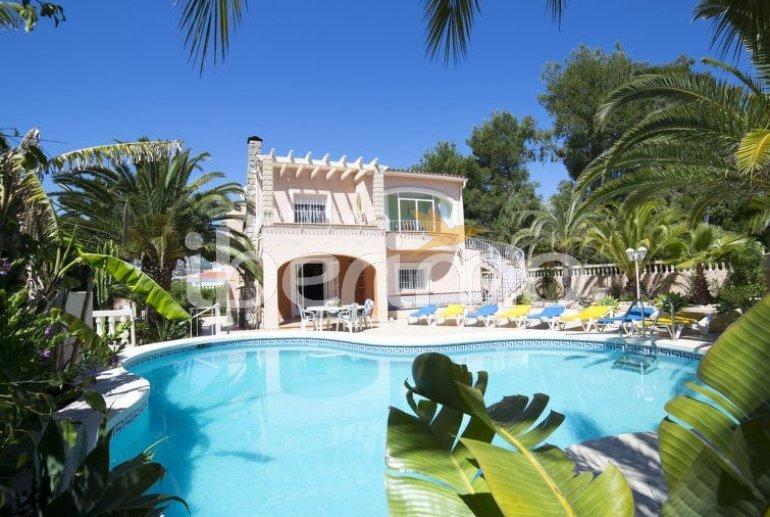 Villa   à Calpe pour 10 personnes avec piscine privée p0