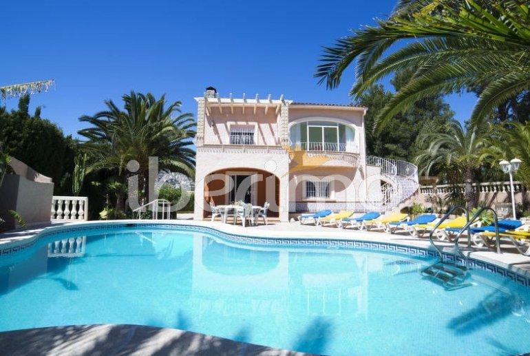 Villa   à Calpe pour 10 personnes avec piscine privée p1