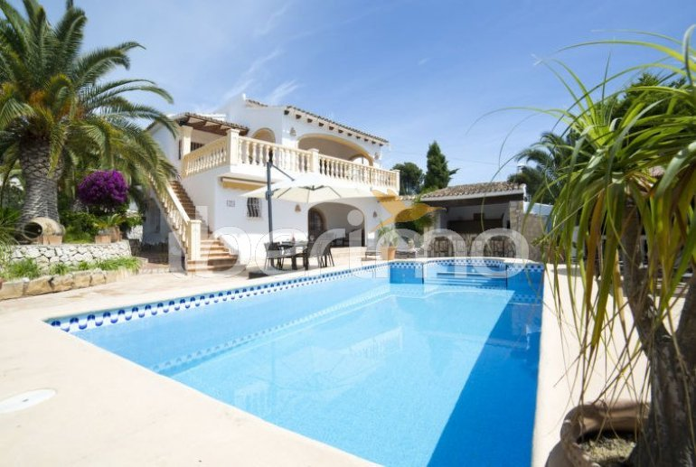 Villa   à Benissa pour 6 personnes avec piscine privée p1