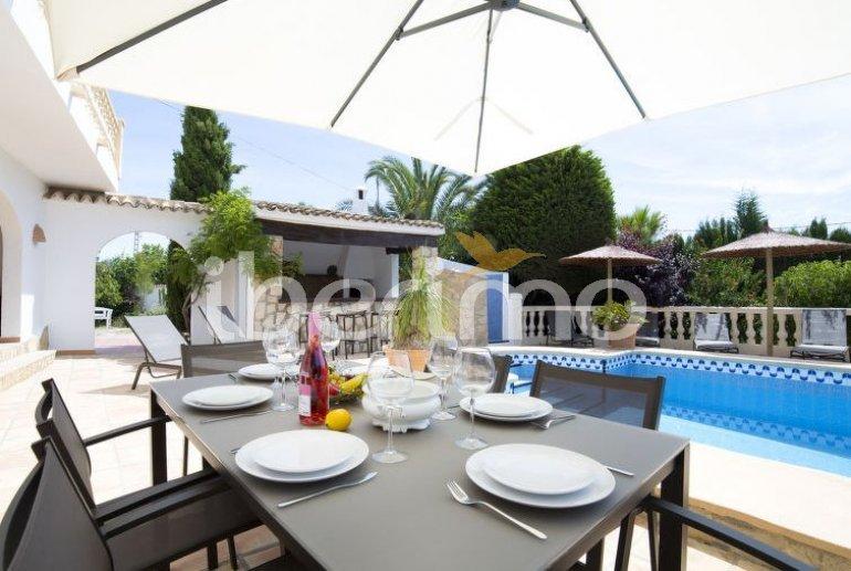 Villa   à Benissa pour 6 personnes avec piscine privée p5