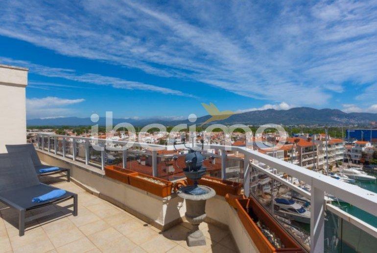 Appartement   à Empuriabrava pour 4 personnes avec belle vue mer p6