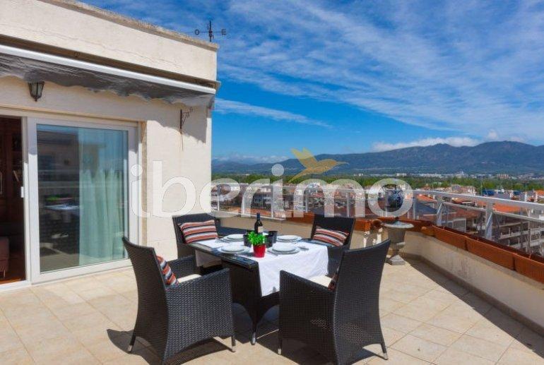 Appartement   à Empuriabrava pour 4 personnes avec belle vue mer p7