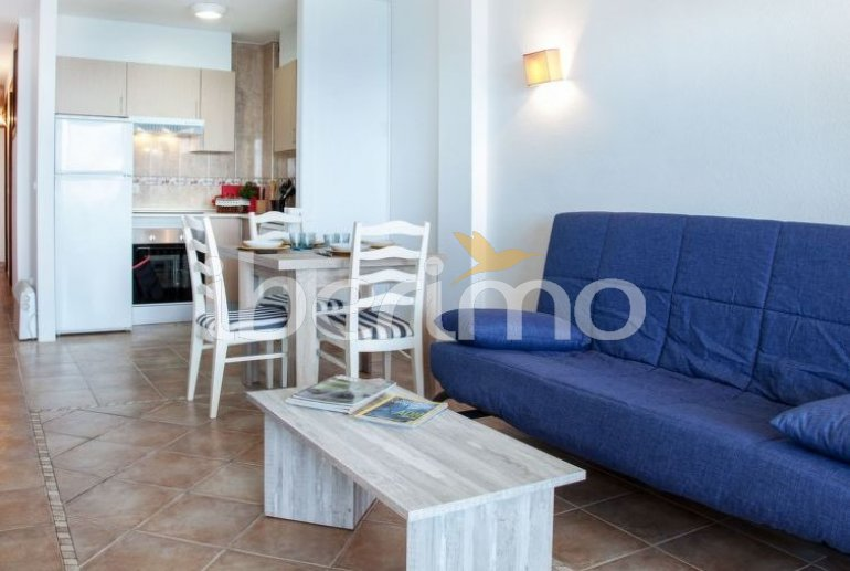 Appartement   à Platja d'Aro pour 4 personnes avec belle vue mer p5