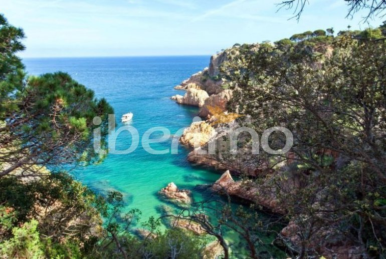 Villa   à S'Agaró pour 8 personnes avec piscine privée p1