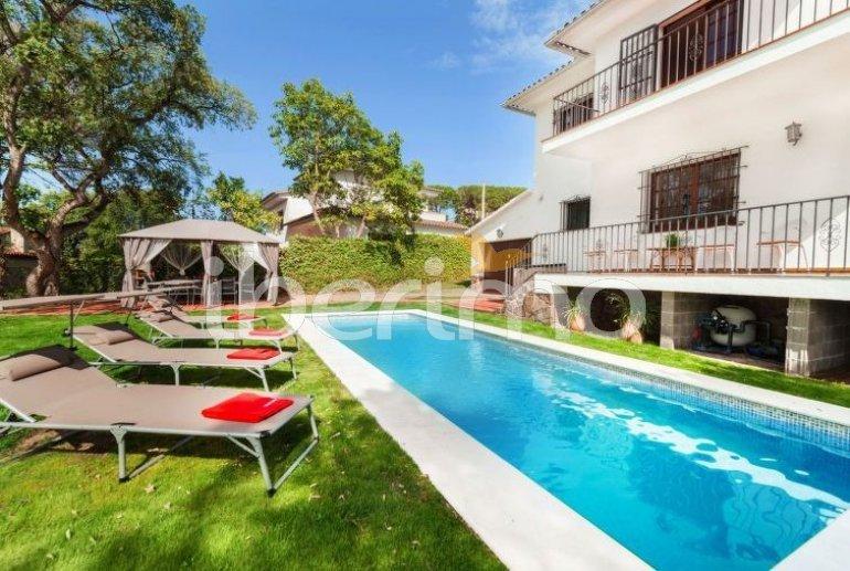 Villa   à S'Agaró pour 8 personnes avec piscine privée p6