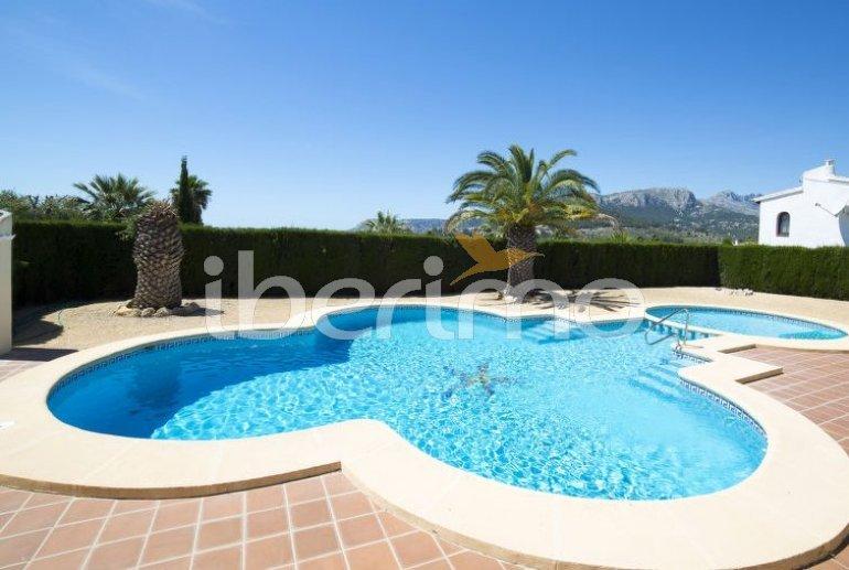 Villa   à Calpe pour 6 personnes avec piscine commune p0