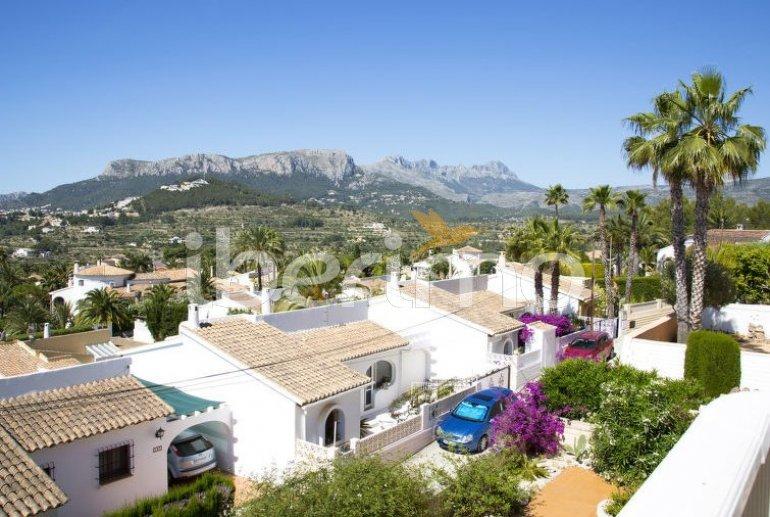 Villa   à Calpe pour 6 personnes avec piscine commune p4
