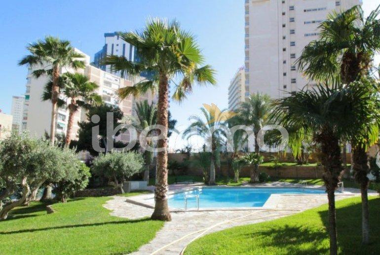 Appartement   à Benidorm pour 5 personnes avec piscine commune p0