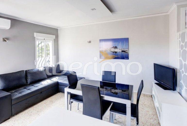 Appartement   à Denia pour 3 personnes avec piscine commune p8